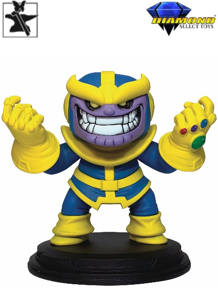 Preorder Diamond Select Toys Marvel Animated Thanos Statue